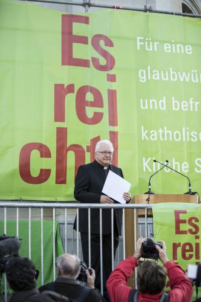 Bischof Markus Büchel | © amdrebrugger