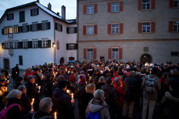 Chur, 13. Januar 2013 |© andrebrugger
